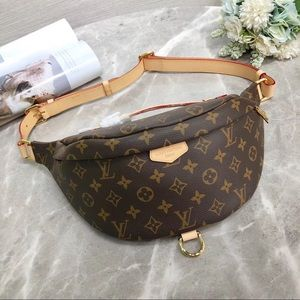 - Louis Vuitton Bumbag Monogram